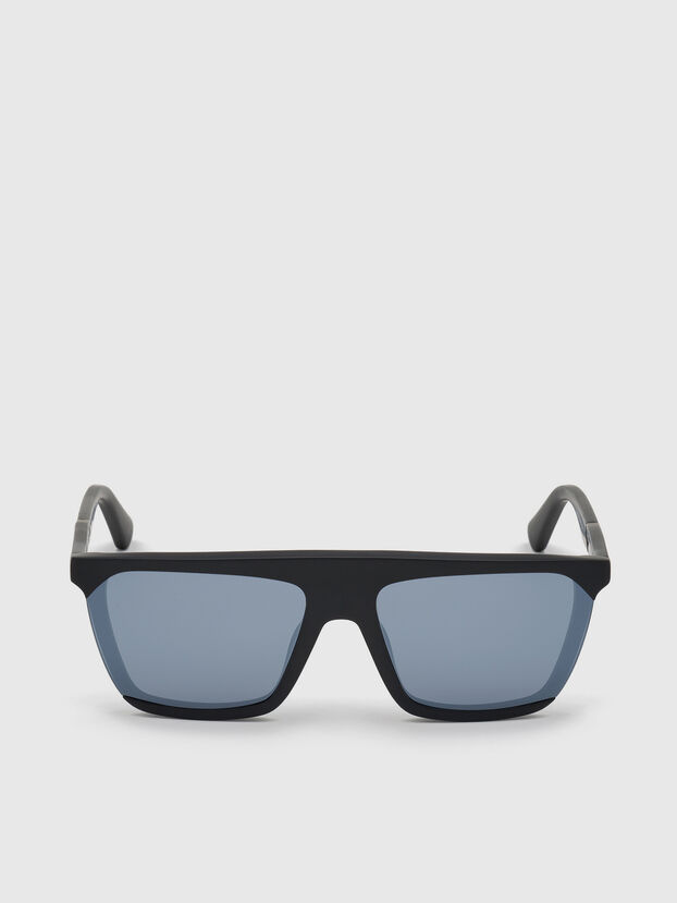 DL0323, Black - Sunglasses