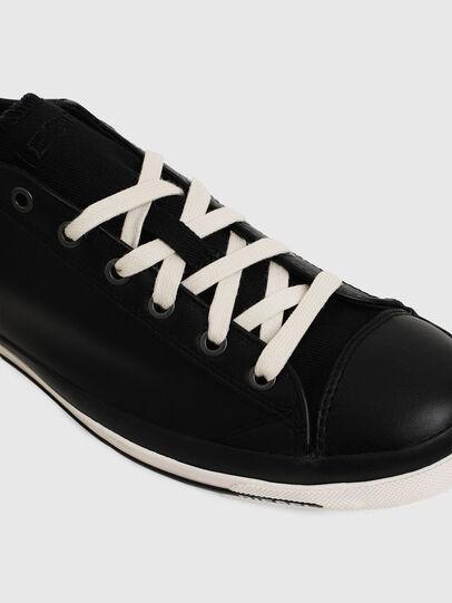 Diesel - EXPOSURE LOW I, Black - Sneakers - Image 4
