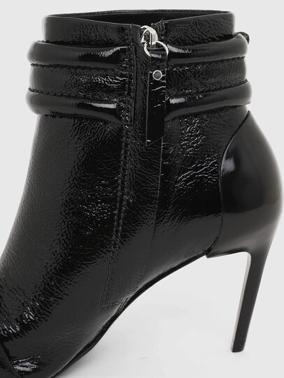 Diesel - D-SLANTY MABB, Black - Ankle Boots - Image 6