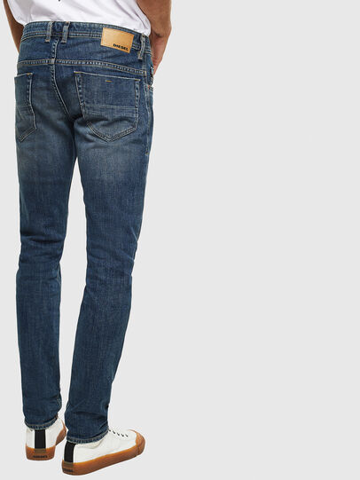Diesel - Thommer 0095M, Dark Blue - Jeans - Image 2