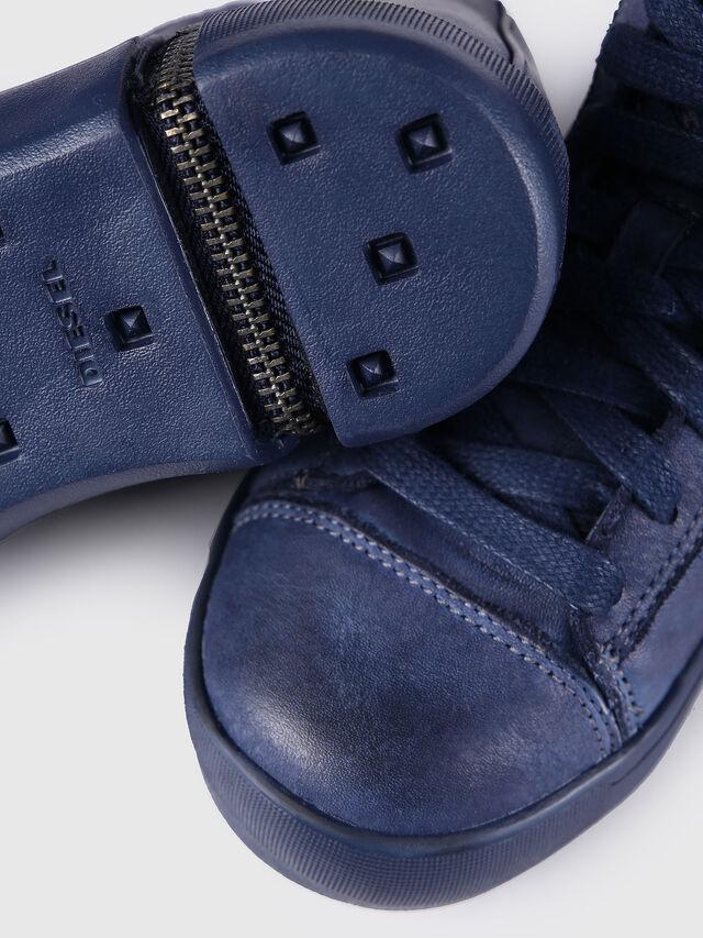 Diesel - SN MID 24 NETISH YO, Navy Blue - Footwear - Image 4