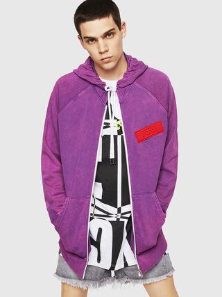 S-GIM-HOOD-ZIP,  - Sweaters