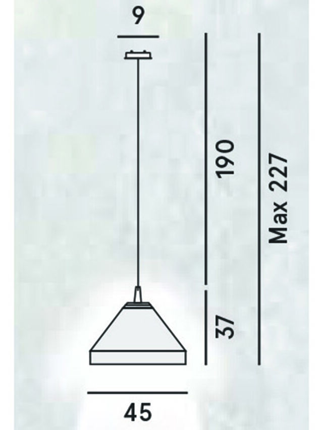 Living DRUMBOX SOSPENSIONE, White - Hang Lighting - Image 2
