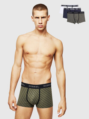 UMBX-DAMIENTHREEPACK, Black/Grey - Trunks