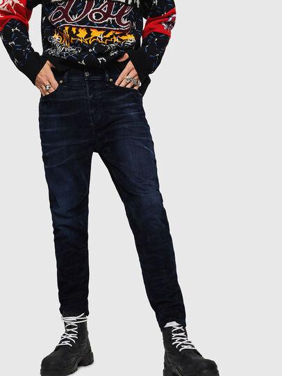 Diesel - D-Vider 0091U, Dark Blue - Jeans - Image 5