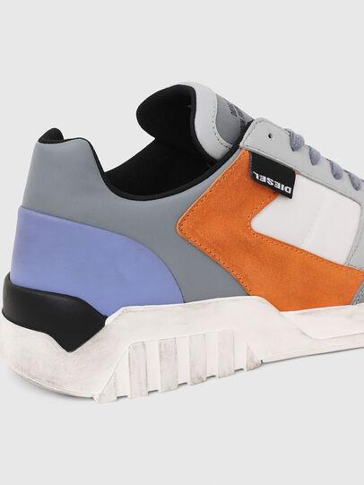 Diesel - S-RUA LOW90, Grey - Sneakers - Image 5
