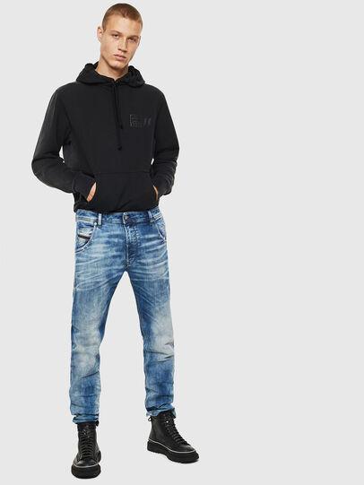 Diesel - Krooley JoggJeans 087AC, Medium blue - Jeans - Image 6