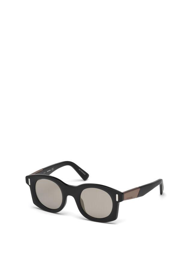 Diesel DL0226, Black - Eyewear - Image 6