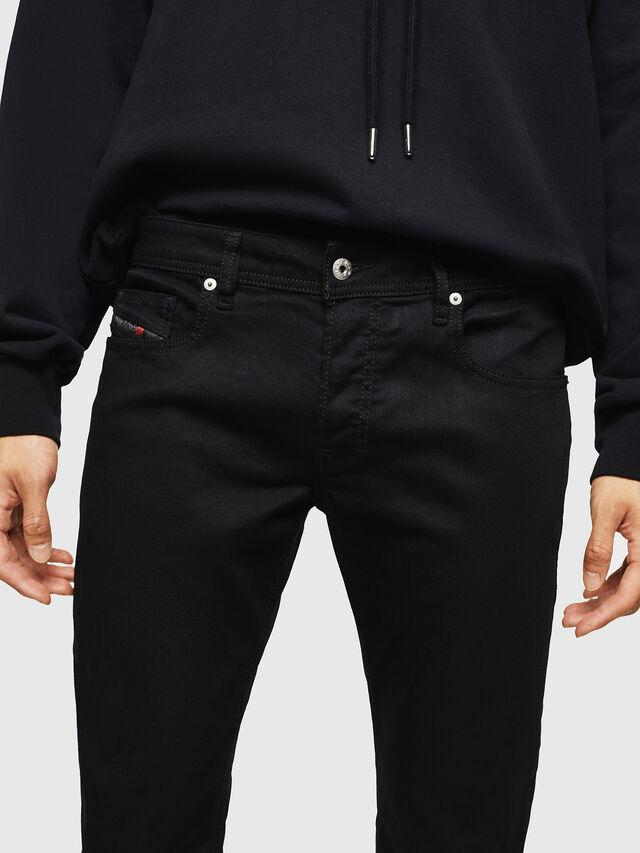 Diesel Zatiny 0688H, Black/Dark grey - Jeans - Image 3