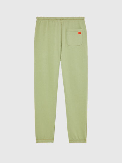 Diesel - UMLB-PETER, Green - Pants - Image 2