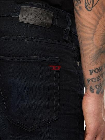 Diesel - D-Vider 084AY, Dark Blue - Jeans - Image 4