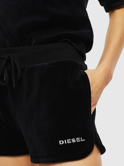 Diesel - UFLB-JEUNESS, Black - Pants - Image 3