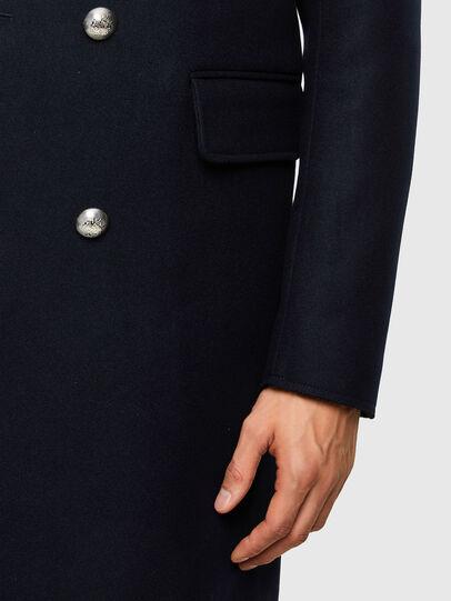 Diesel - W-ODER, Dark Blue - Winter Jackets - Image 4