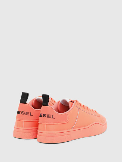 Diesel - S-CLEVER LOW LACE W, Pink - Sneakers - Image 3