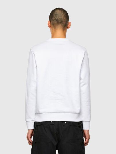 Diesel - S-GIRK-N85, White - Sweaters - Image 2