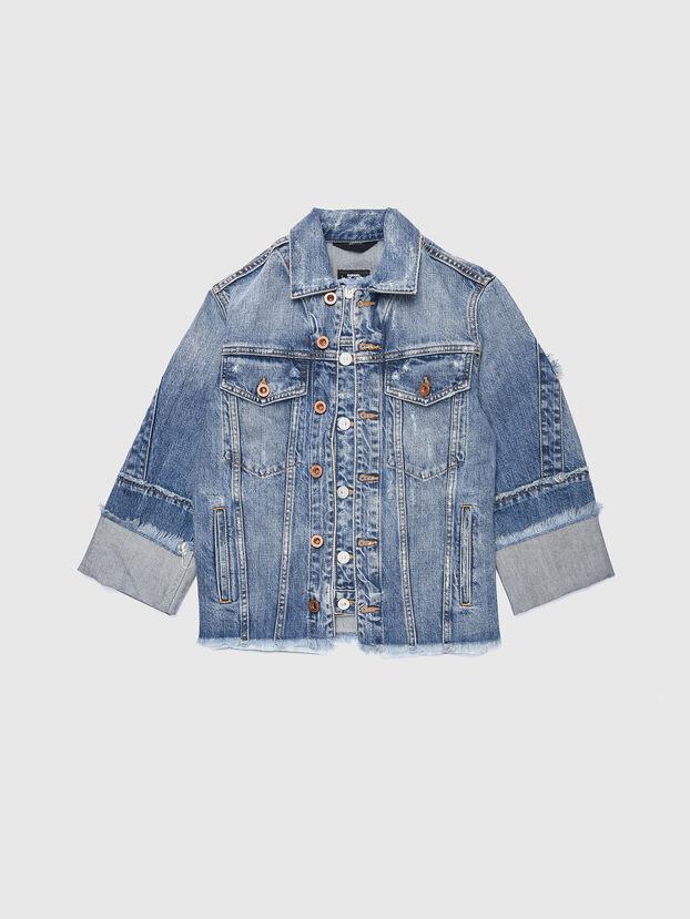 JVISEMAC, Blue Jeans - Jackets