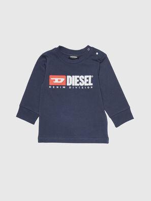 TJUSTDIVISIONB ML, Dark Blue - T-shirts and Tops