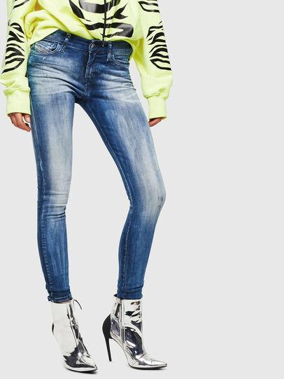 Diesel - Slandy 0095C, Medium blue - Jeans - Image 1