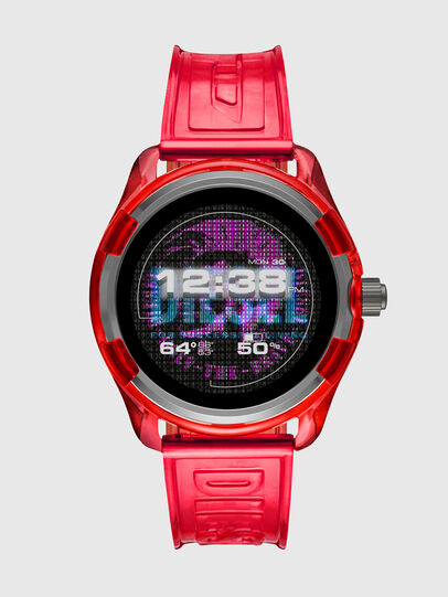 Diesel - DT2019, Red - Smartwatches - Image 1