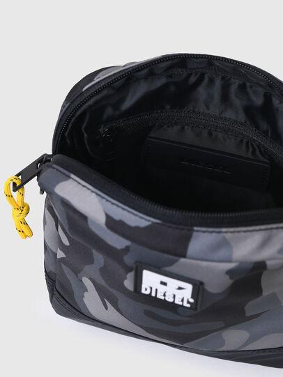 Diesel - ALTAIRO, Grey/Black - Crossbody Bags - Image 4