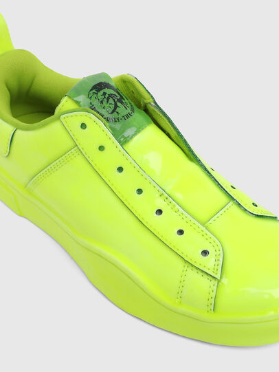 Diesel - S-CLEVER SO W, Yellow - Sneakers - Image 4
