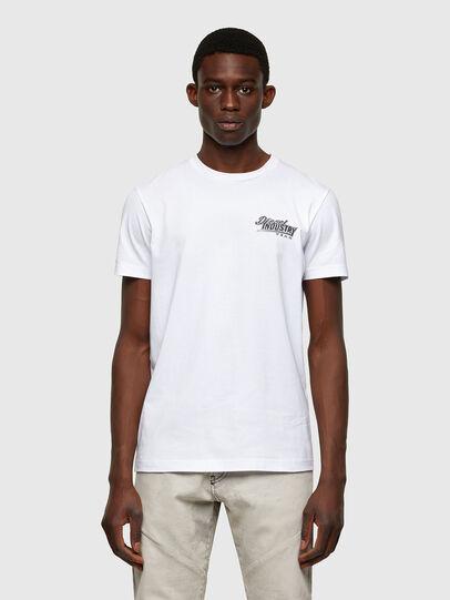 Diesel - T-DIEGOS-K42, White - T-Shirts - Image 1