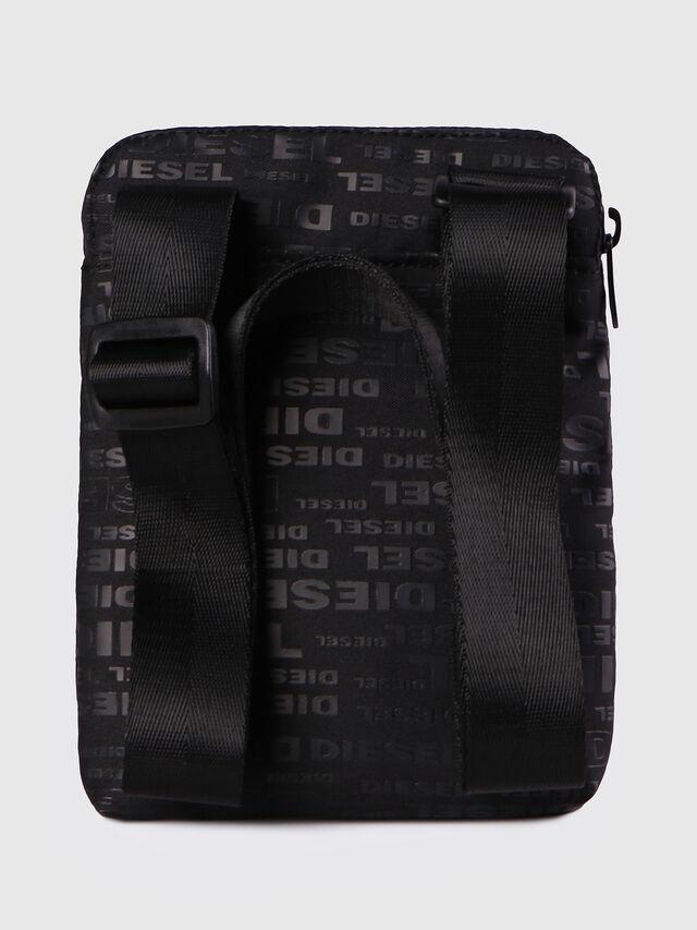 Diesel F-DISCOVER SMALLCROS, Black - Crossbody Bags - Image 2