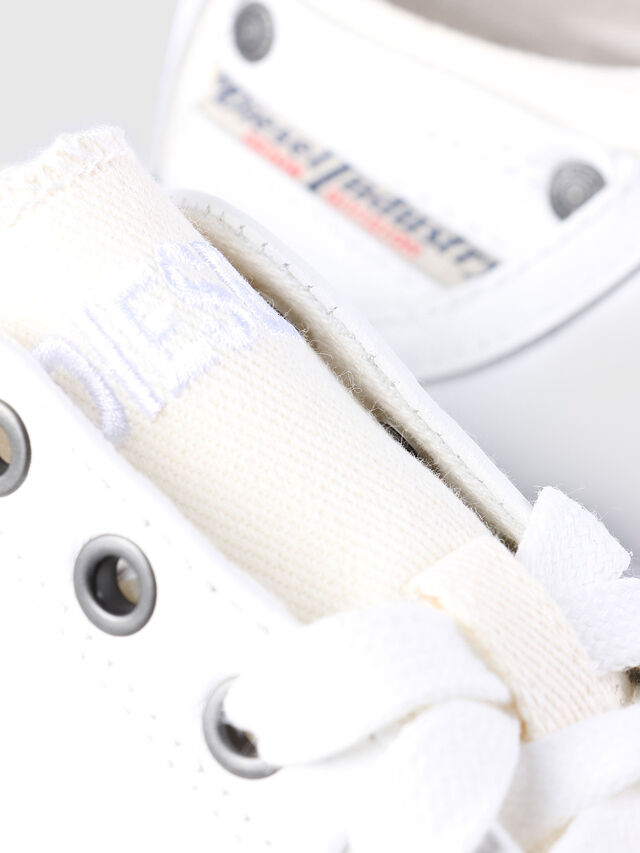 Diesel EXPOSURE IV LOW  W, White - Sneakers - Image 6