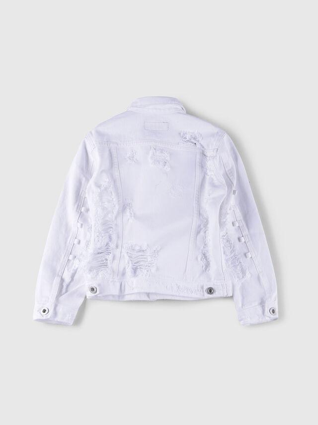 Diesel - JEOCYD, White Jeans - Jackets - Image 2