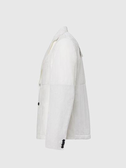 Diesel - J-THULL, White - Jackets - Image 3