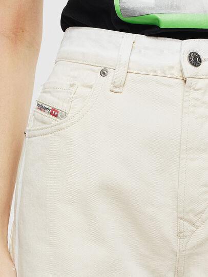 Diesel - D-Reggy 009BB, White - Jeans - Image 3