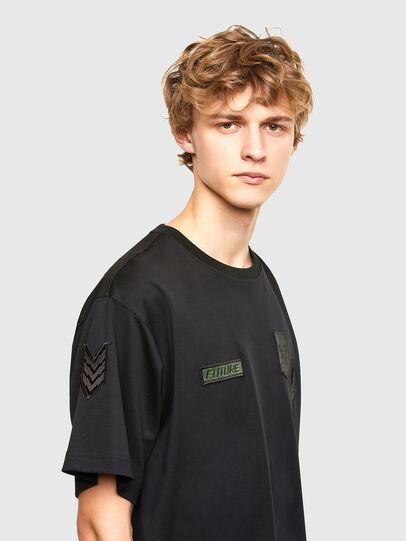 Diesel - T-CROLF,  - T-Shirts - Image 3