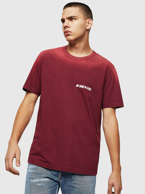 T-DIKEL, Bordeaux - T-Shirts