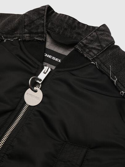 Diesel - JDANIEL, Black - Jackets - Image 3