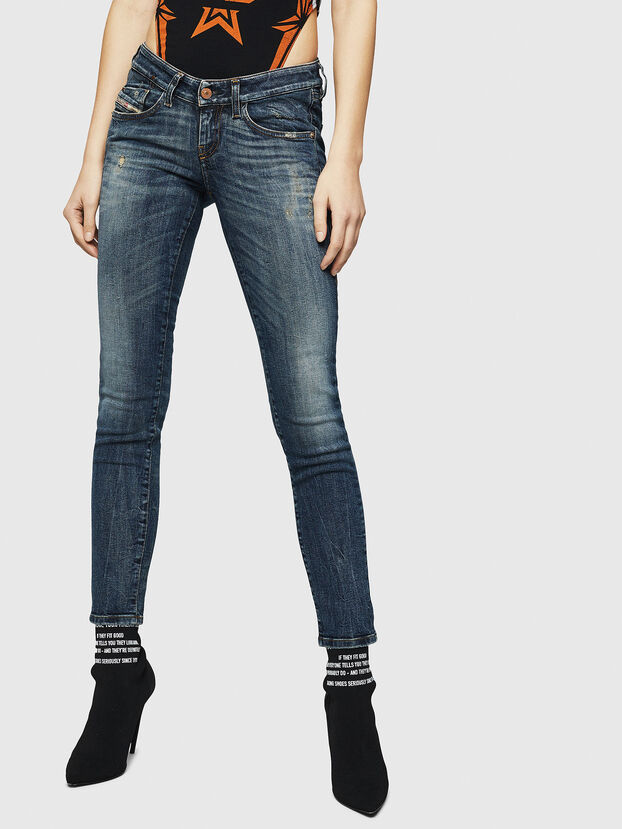 D-Ramy 069GC, Dark Blue - Jeans