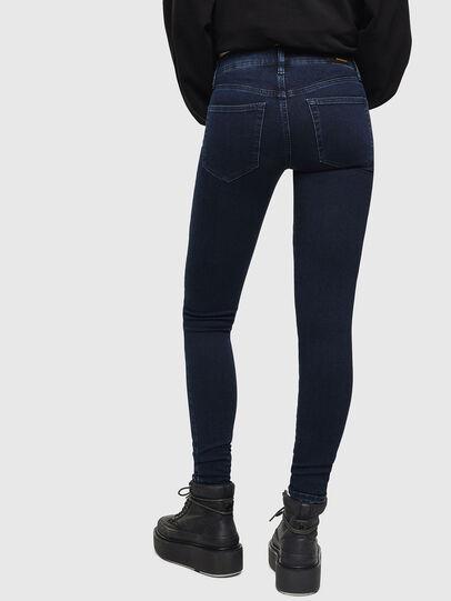 Diesel - Slandy 0094Y, Dark Blue - Jeans - Image 2