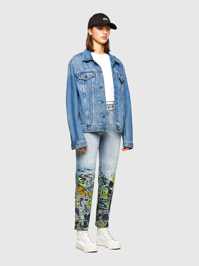 Diesel - D-Joy 009IZ,  - Jeans - Image 6