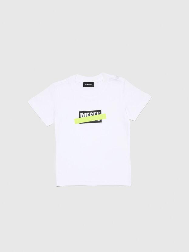 TJUSTDIXB-R, White - T-shirts and Tops