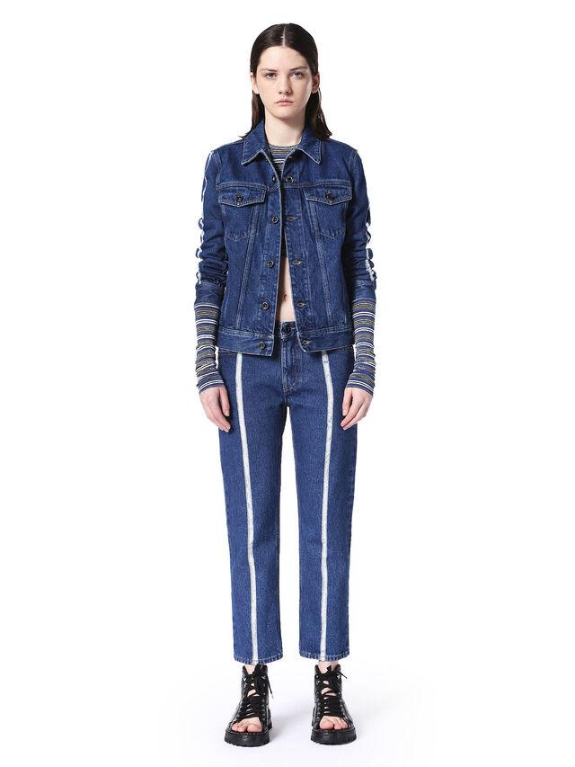 WOSET, Blue jeans