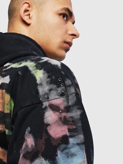 Diesel - S-ALBY-S1, Black - Sweaters - Image 5