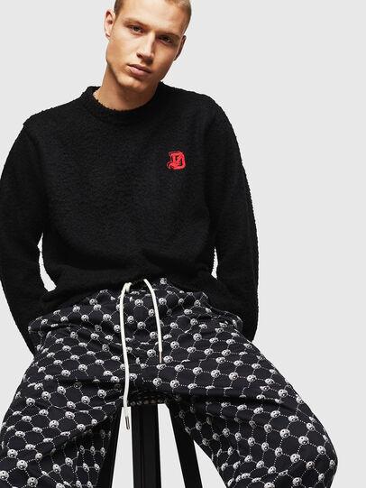 Diesel - K-CASY, Black - Knitwear - Image 4
