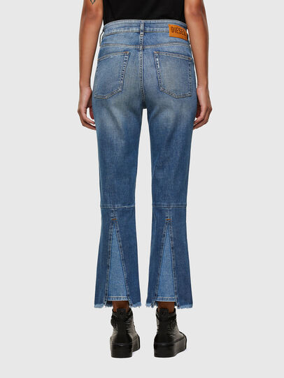 Diesel - D-Earlie 009HG, Light Blue - Jeans - Image 2