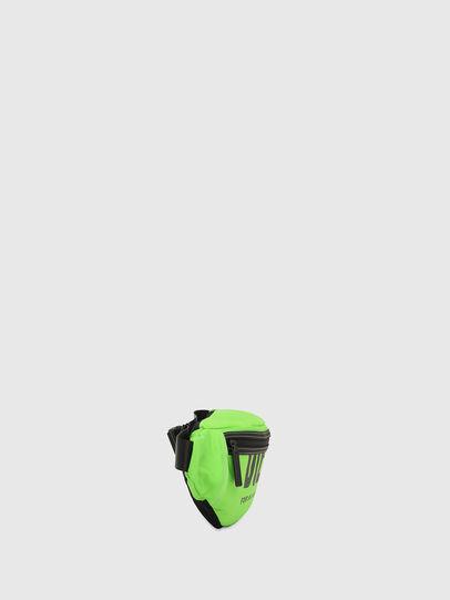 Diesel - BOLD MAXIBELT II, Green - Bags - Image 3