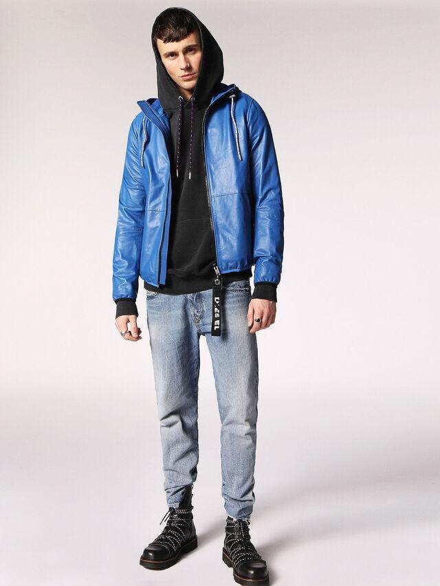 L-WIND, Brlliant blue