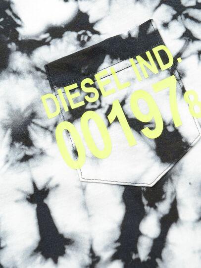 Diesel - TJUSTJ23 OVER, Black - T-shirts and Tops - Image 3
