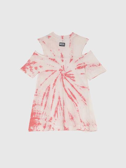 Diesel - DOPELTD, Pink/White - Dresses - Image 2