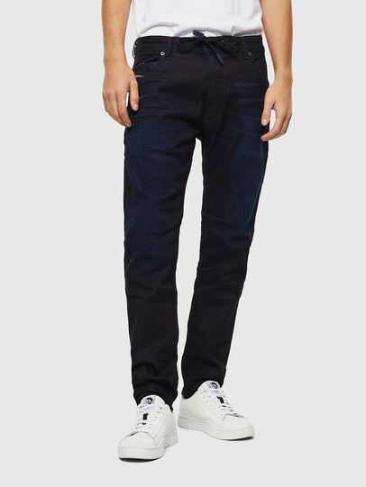 Diesel - Krooley JoggJeans 069IM, Dark Blue - Jeans - Image 1