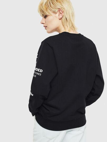 Diesel - S-GIRK-S1, Black - Sweaters - Image 4