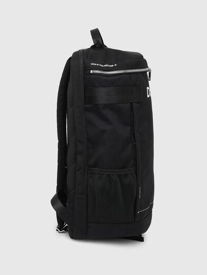 Diesel - PIEVE ZP, Black - Backpacks - Image 3