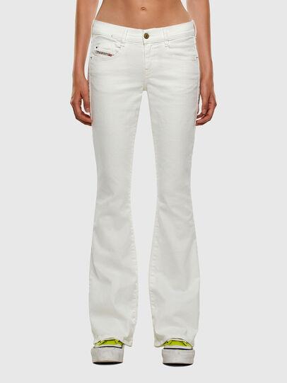 Diesel - D-Ebbey 069PA, White - Jeans - Image 1